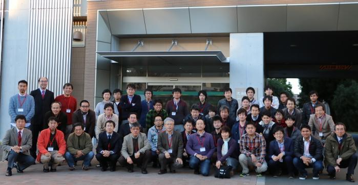 2015.12.1-2 Workshop@Shizuoka Univ.